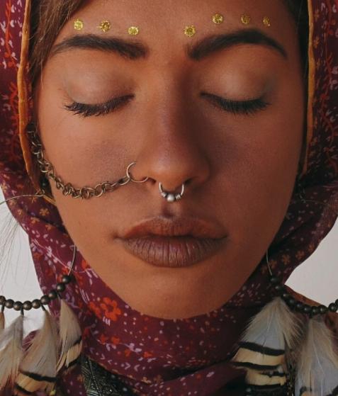 15 fotografías sin censura para entender que la sensualidad de una mujer está en su rebeldía 5