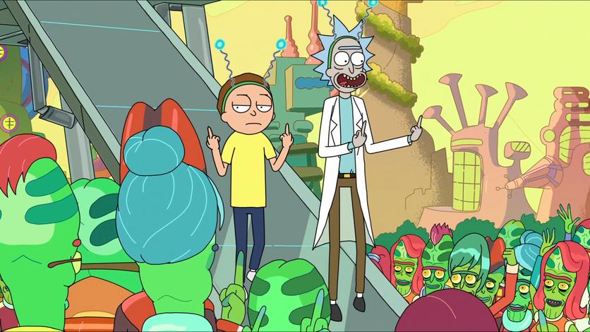 17 datos curiosos que sólo los verdaderos fans de 'Rick y Morty' conocen 5