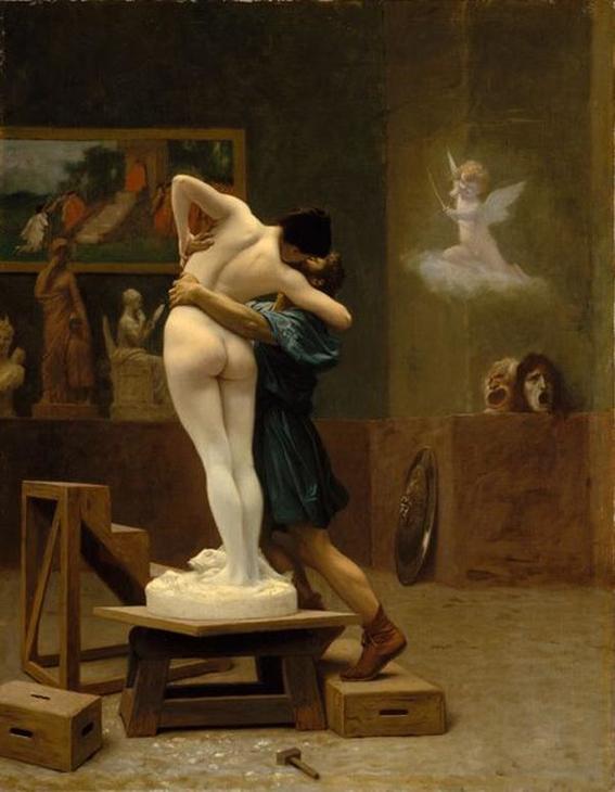 pinturas clasicas romanticas 5
