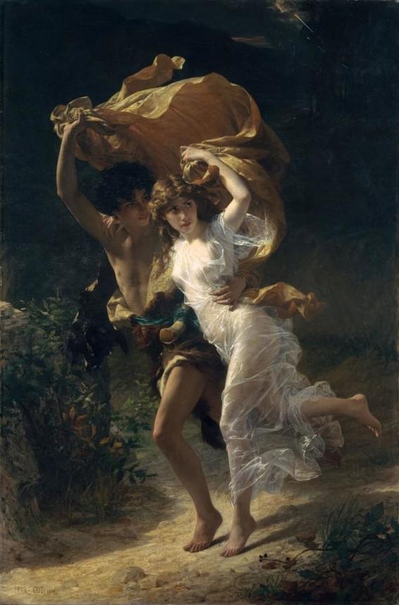 pinturas clasicas romanticas 6