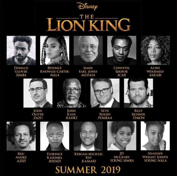nueva pelicula de el rey leon 3