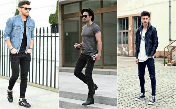 como usar skinny jeans 2