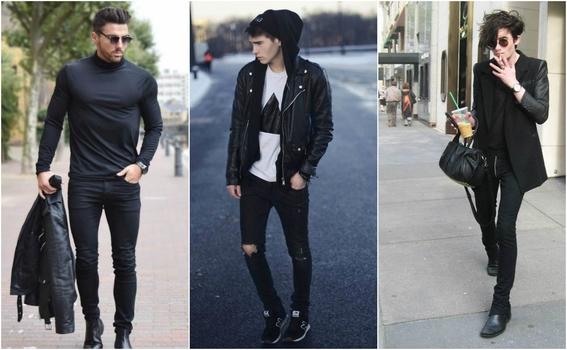 como usar skinny jeans 4