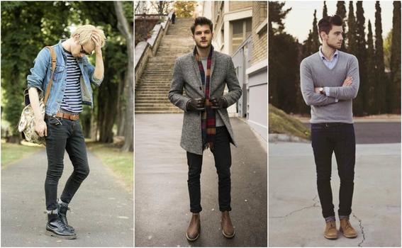 como usar skinny jeans 6