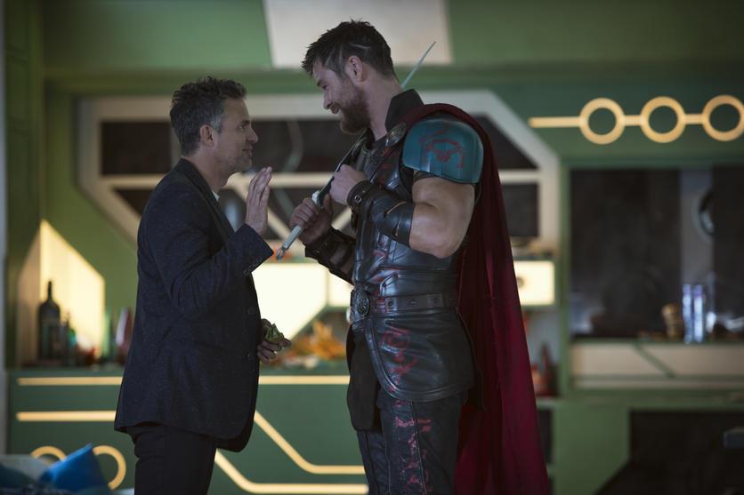 'Thor: Ragnarok', la aventura por evitar un apocalipsis y cómo reírse en el intento 0