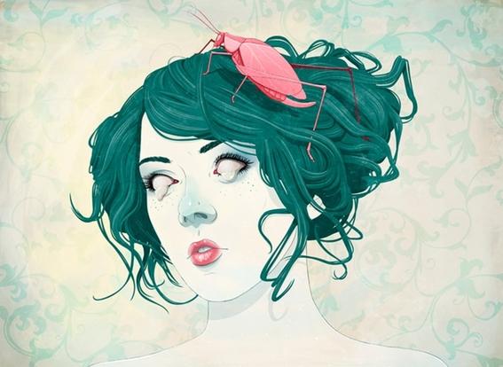 Jason Levesque Stuntkid fantasy illustrations 8