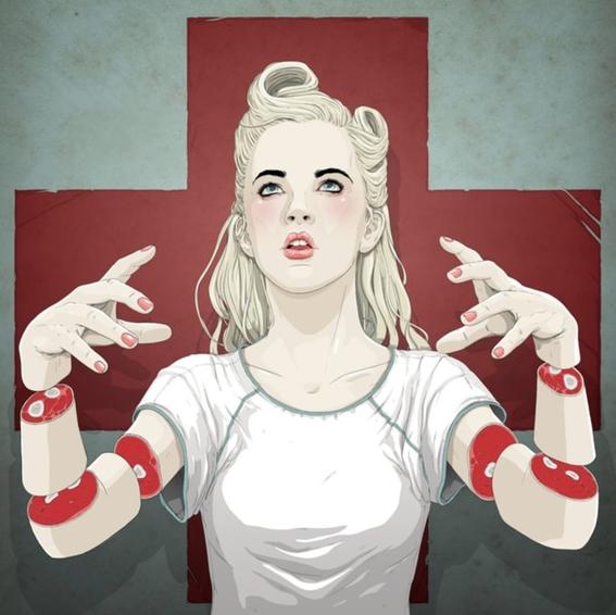 Jason Levesque Stuntkid fantasy illustrations 9