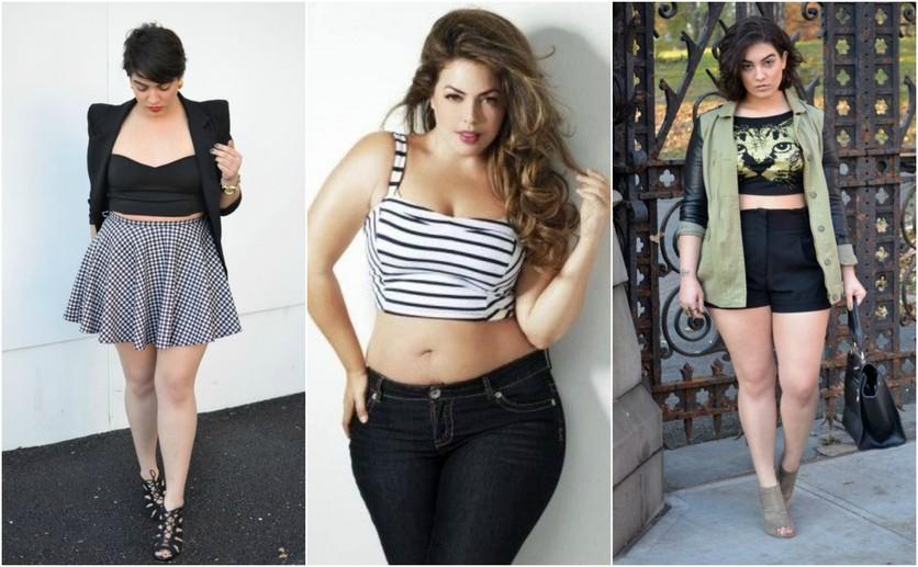 Errores que cometemos las mujeres plus size al ir de compras 7