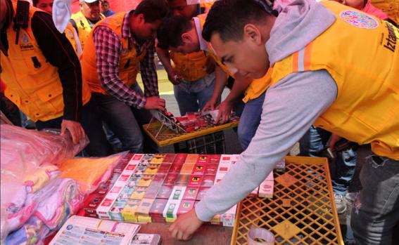 venta ilegal de medicamentos en tianguis y mercados informales cdmx 1