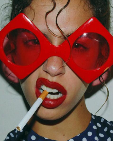 15 fotografías sin censura para entender que la sensualidad de una mujer está en su rebeldía 14