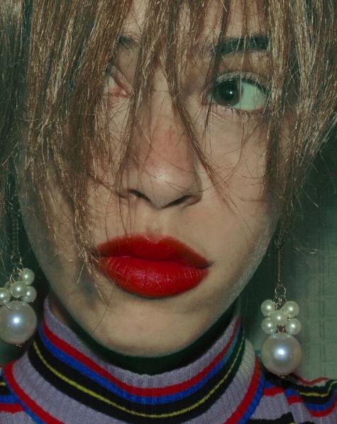 15 fotografías sin censura para entender que la sensualidad de una mujer está en su rebeldía 11