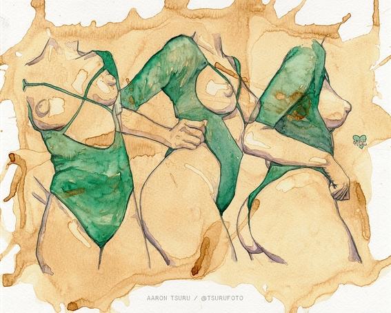 aaron tsuru erotic illustrations 5