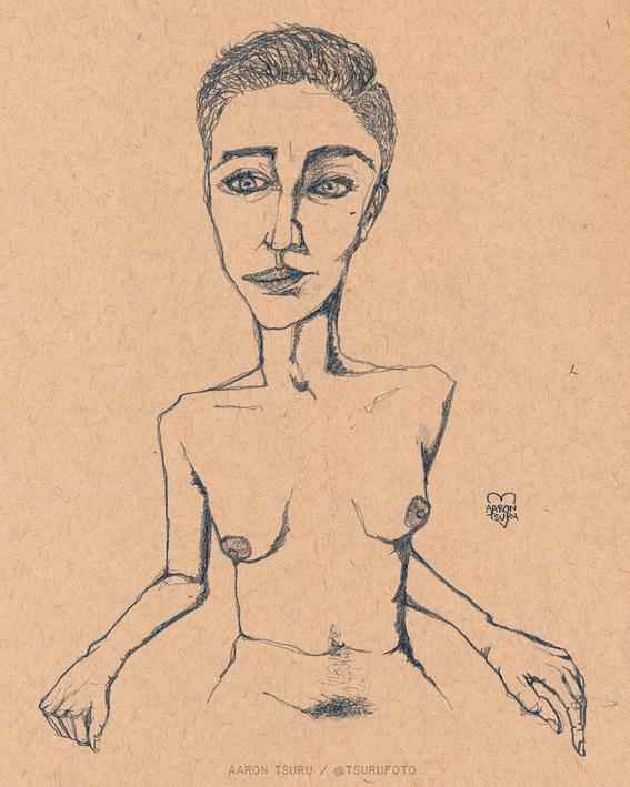 aaron tsuru erotic illustrations 8