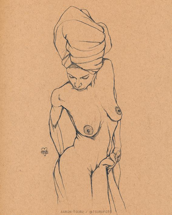 aaron tsuru erotic illustrations 12