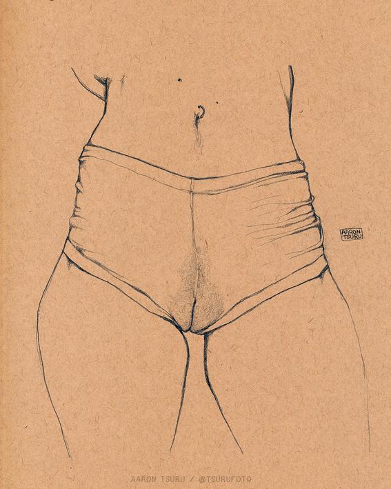aaron tsuru erotic illustrations 16