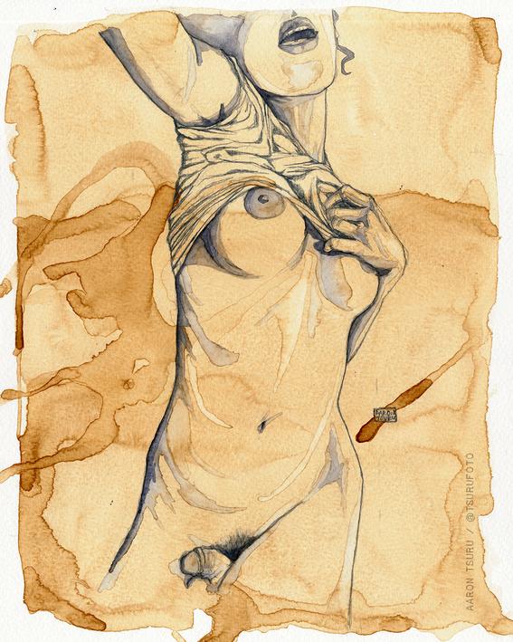 aaron tsuru erotic illustrations 19