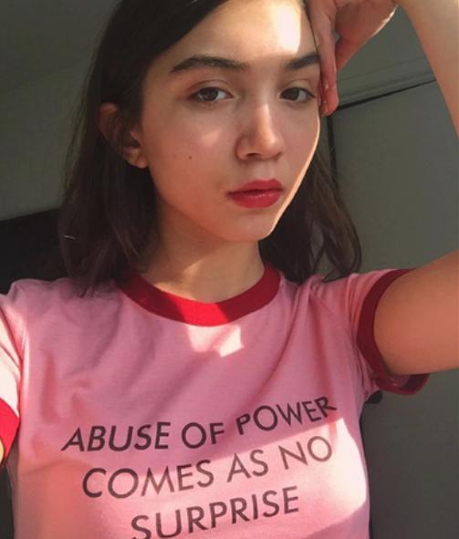 mujeres del arte que denuncian acoso sexual 3