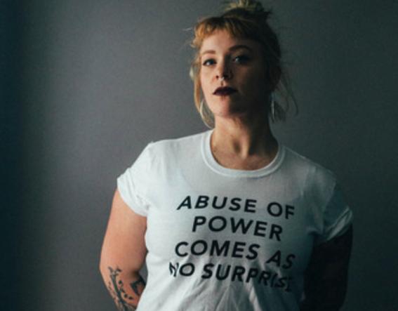 mujeres del arte que denuncian acoso sexual 5