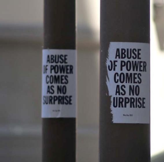 mujeres del arte que denuncian acoso sexual 7