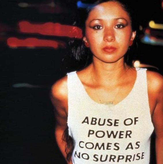 mujeres del arte que denuncian acoso sexual 11