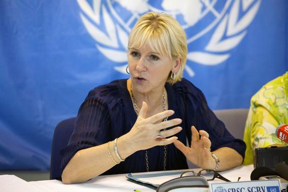 politica exterior feminista de suecia 2