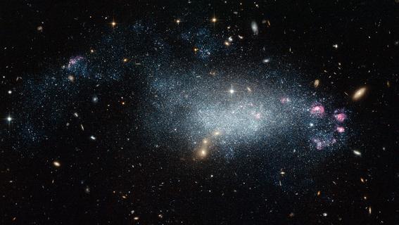 primeras galaxias formadas tras el big bang 2