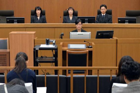 pena de muerte viuda negra asesina japonesa 1