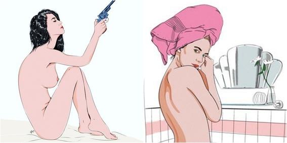 ilustraciones de abigail hedine 4