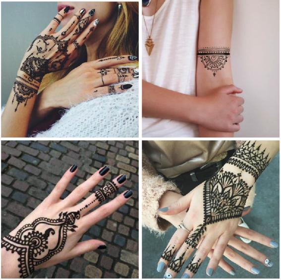 datos curiosos sobre la henna 1