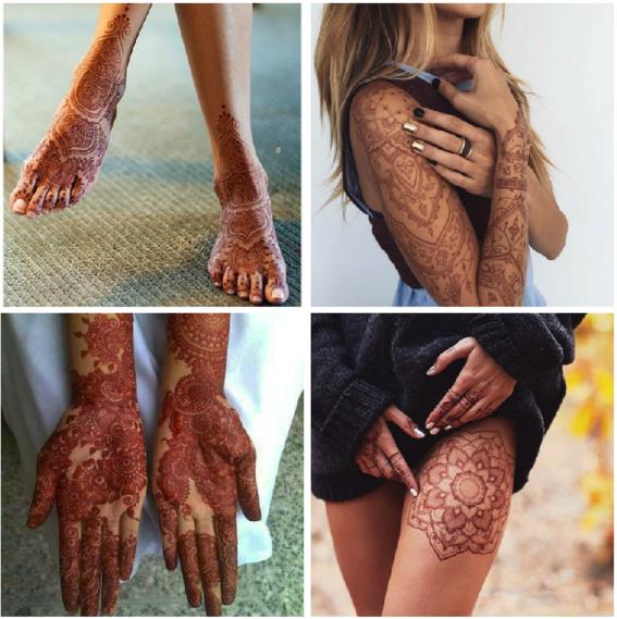 datos curiosos sobre la henna 3