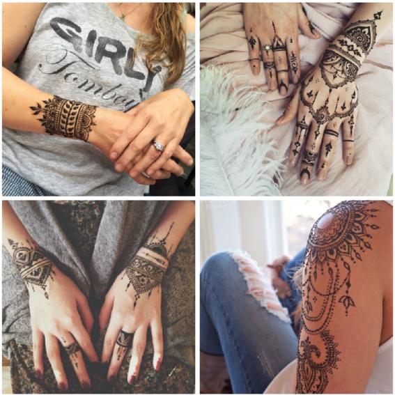 datos curiosos sobre la henna 4