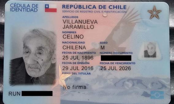 celino villanueva el hombre mas viejo del mundo 1