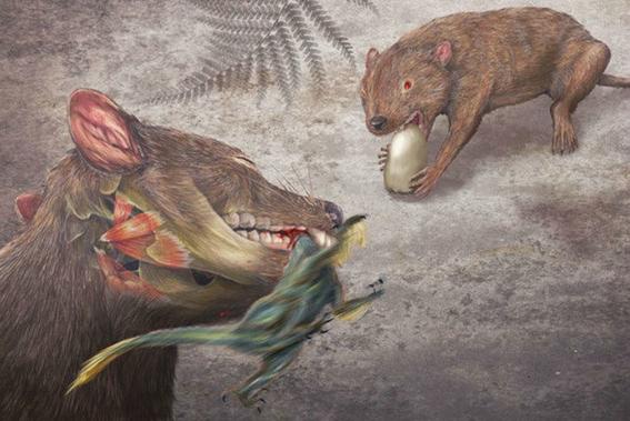 descubren fosiles de los primeros mamiferos 1
