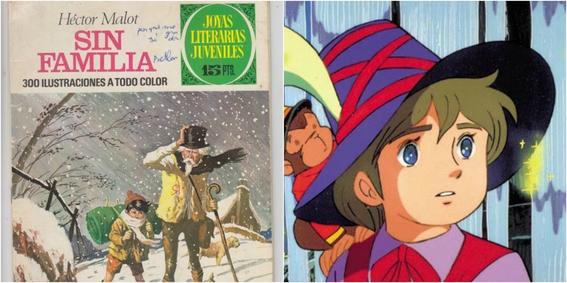 animes basados en libros 1