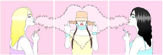 ilustraciones de alein slut 2