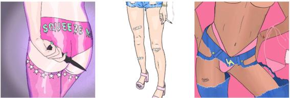 ilustraciones de alein slut 6