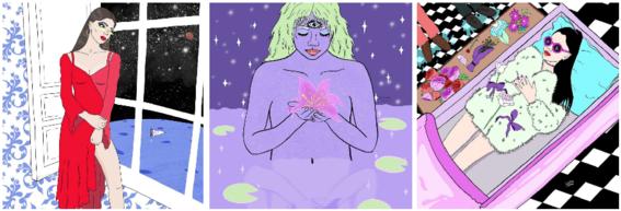 ilustraciones de alein slut 7