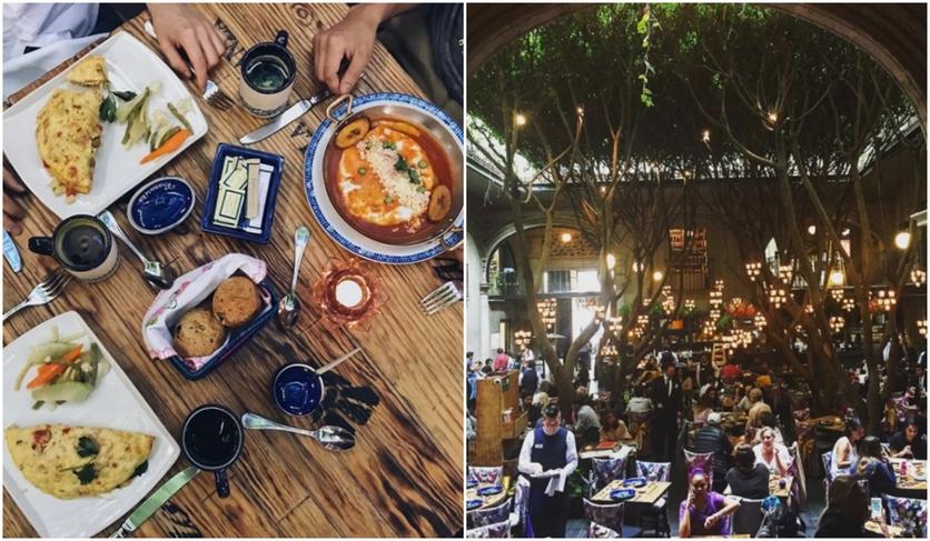 Lugares para ir a comer en el Centro Histórico de la Ciudad de México 0