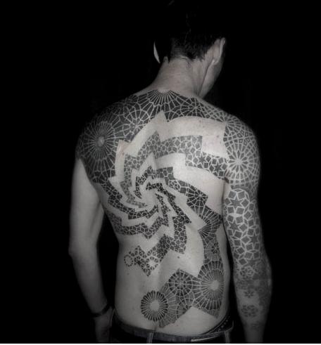 tatuajes fractales 1