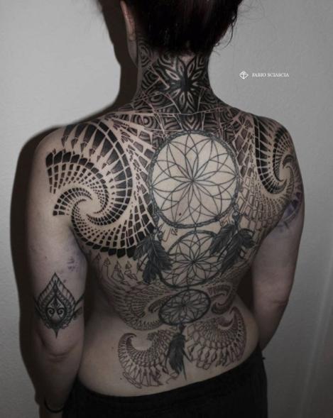 tatuajes fractales 3