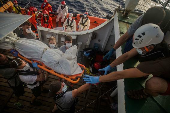 trata de personas y trafico de organos en el mediterraneo 1