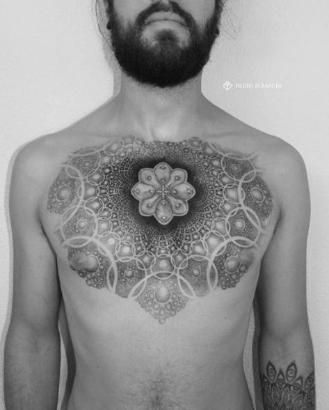 tatuajes fractales 7
