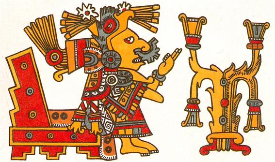 diosas azteca 1