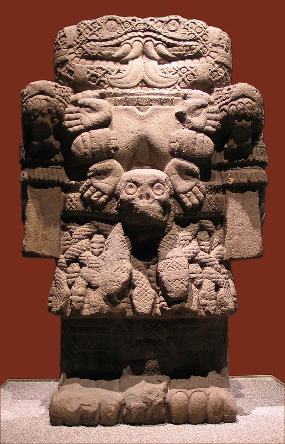 diosas azteca 6