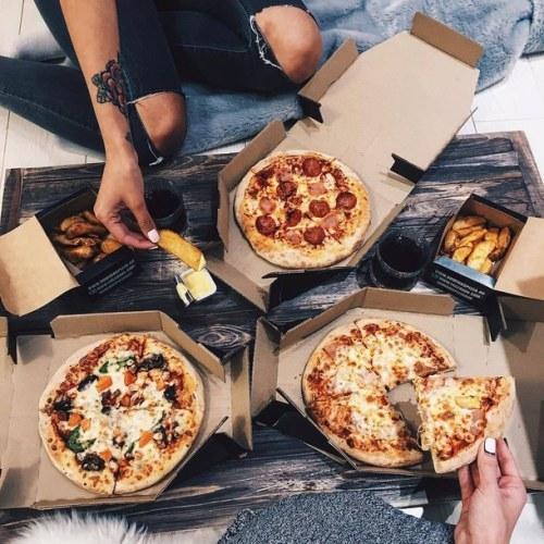 Por qué comer pizza produce el mismo efecto que la heroína 0