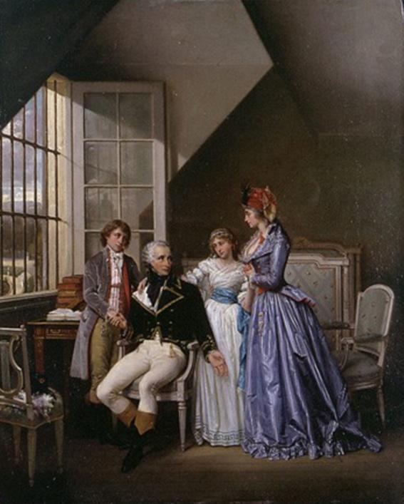 empress josephine napoleon paintings 1