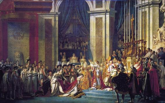 Empress Josephine Napoleon paintings 5