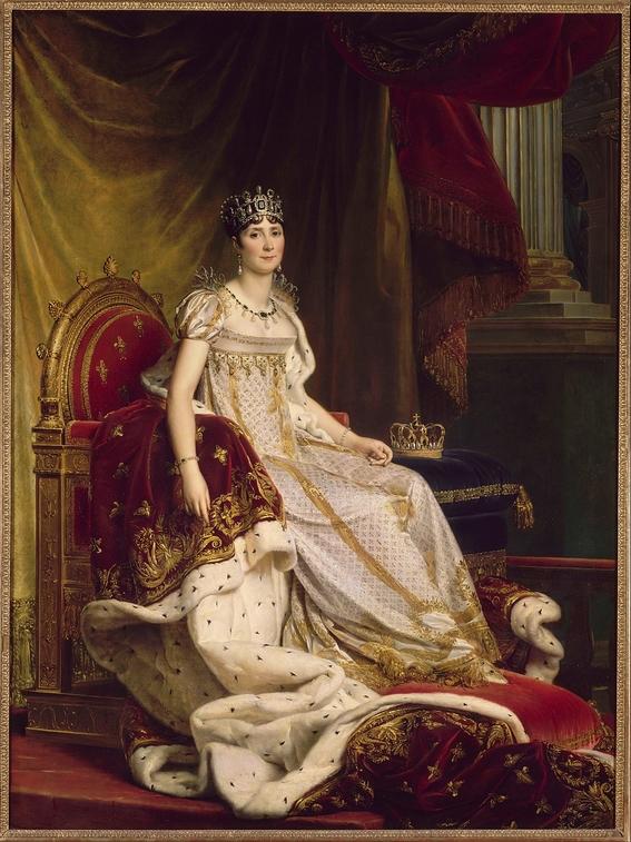Empress Josephine Napoleon paintings 6