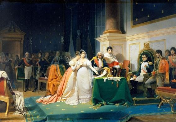empress josephine napoleon paintings 10