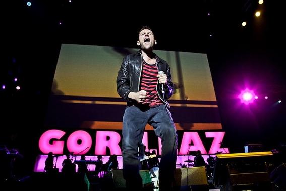 canciones de gorillaz 1